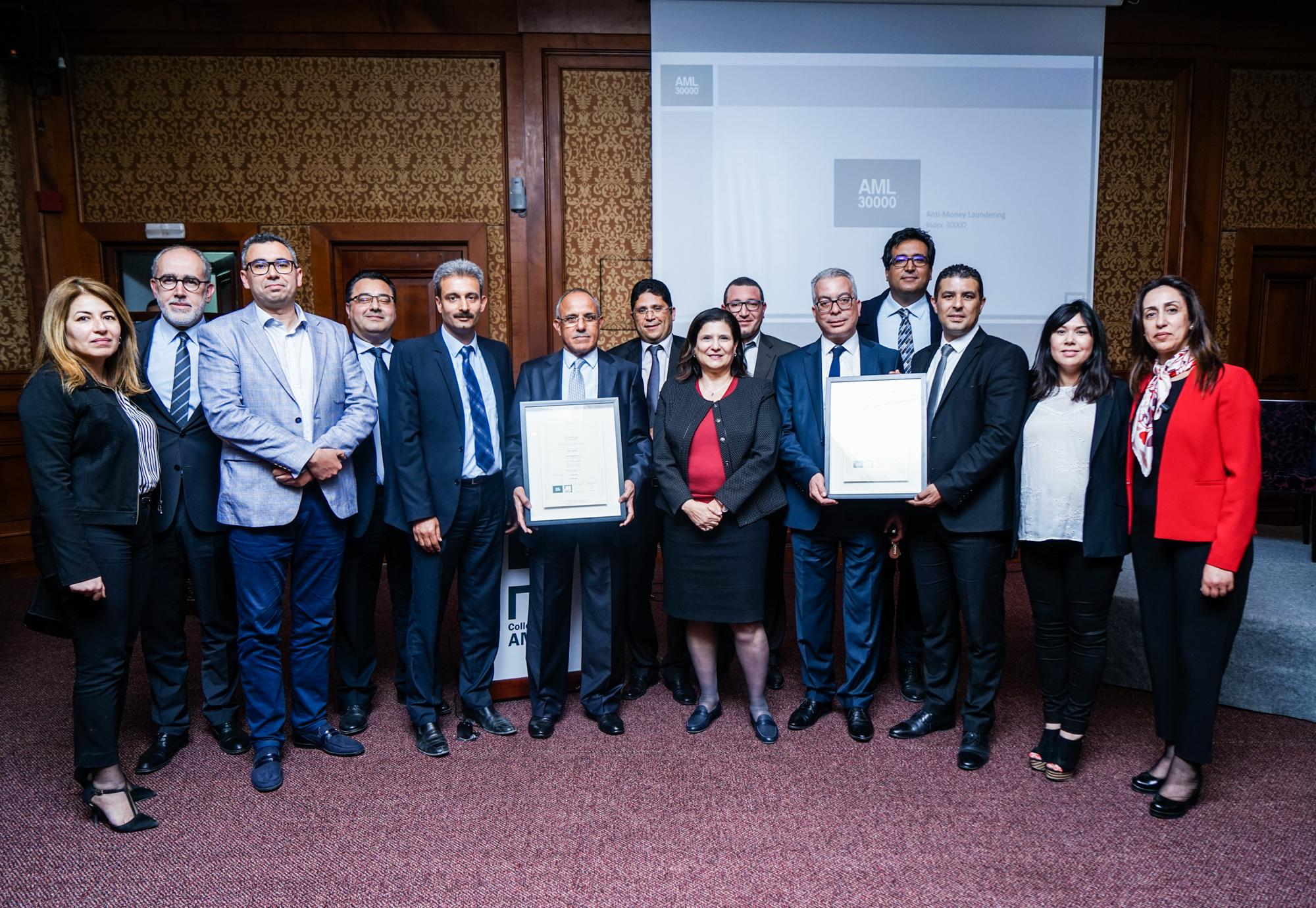 Tunisie- GAT ASSURANCES conforme aux standards AML 30000