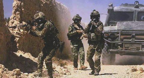 Tunisie – URGENT: Un terroriste tué et d'autres encerclés dans la région de Nebeur au Kef