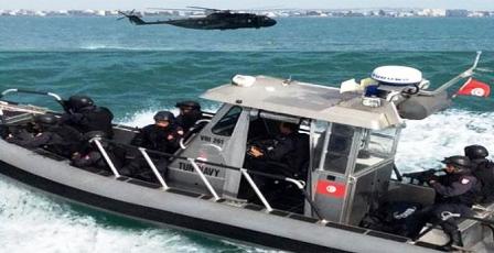 Tunisie – Bizerte: Vaste opération maritime de recherche d'un pêcheur porté disparu