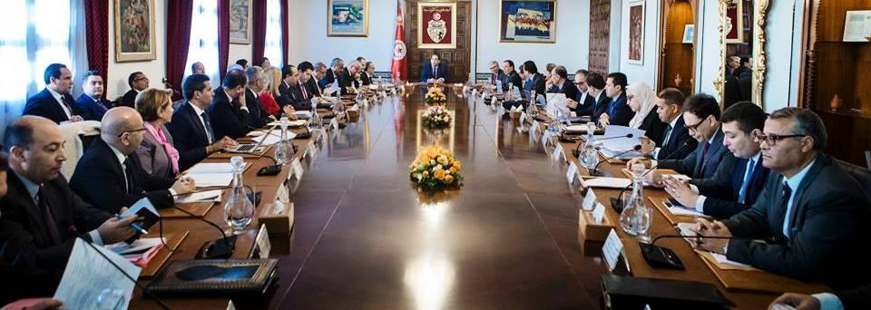 Tunisie – Probable mini-remaniement ministériel dans le gouvernement Chahed