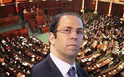 Tunisie: Youssef Chahed commente le désordre de la séance plénière à l'ARP