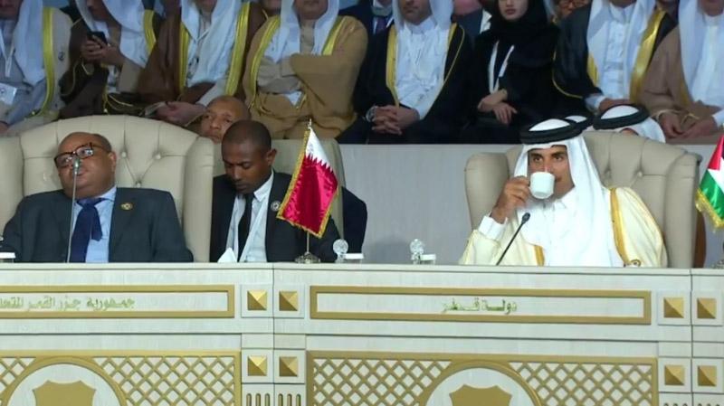 Tunisie: Départ précipité de l'Emir du Qatar du Sommet arabe, explications de Saida Garrach