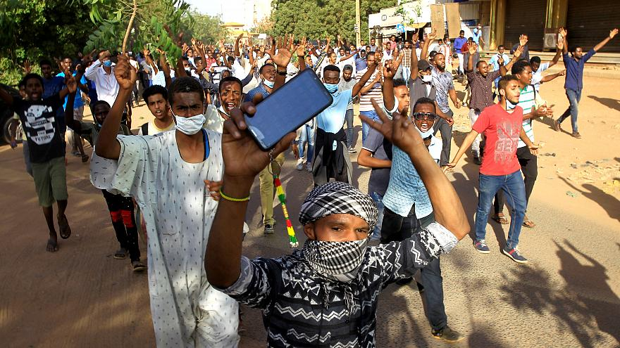 Soudan: Les autorités bloquent les médias sociaux face à la montée des manifestations