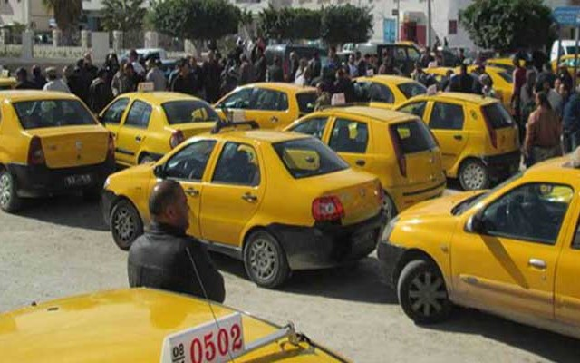 Tunisie- Le président de l'Union tunisienne des taxis individuels annonce un mouvement protestataire