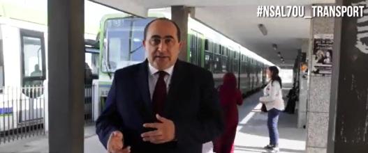 Tunisie – VIDEO: La semaine du transport: Vers un dialogue national autour du transport, ses problèmes et les solutions