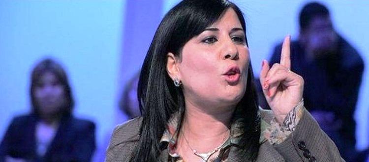 Tunisie: Abir Moussi: Le ministère public agit en 24H quand le plaignant est L'Union Internationale des Savants Musulmans