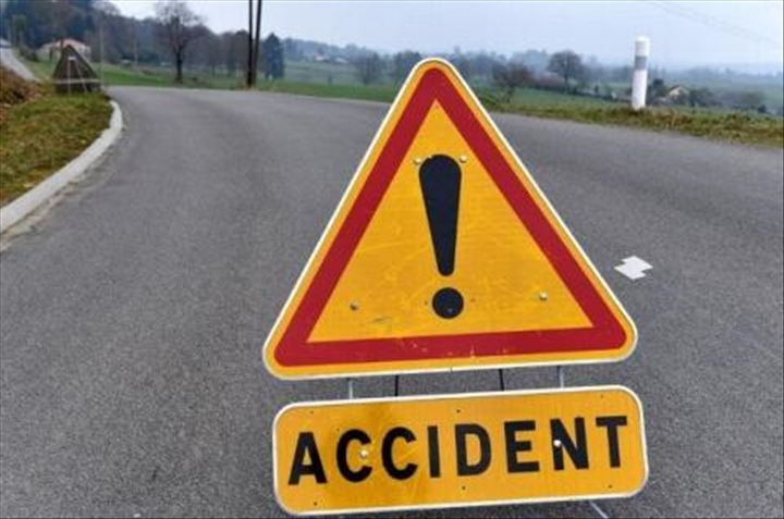 Tunisie- Un accident de la route fait quatre blessés