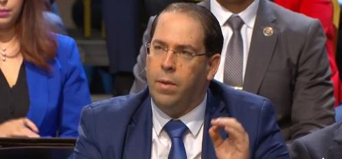 Tunisie – Chahed: Je suis pour le réinvestissement d'une partie des revenus du phosphate dans la région