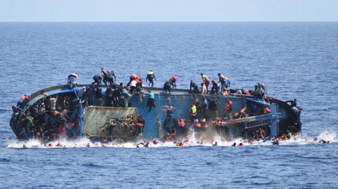 Tunisie: Naufrage d'un bateau de migrants au large de Sfax, l'embarcation a quitté la Libye en direction de l'Italie