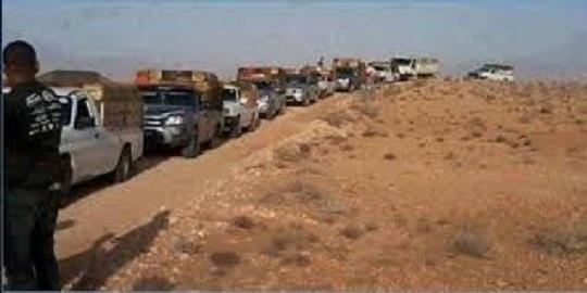 Tunisie: Saisie de marchandises de contrebande d'une valeur de 24 millions de dinars par l'Armée