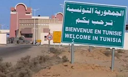 En protestation contre les autorités de leur pays, 40 Algériens demandent à entrer en Tunisie