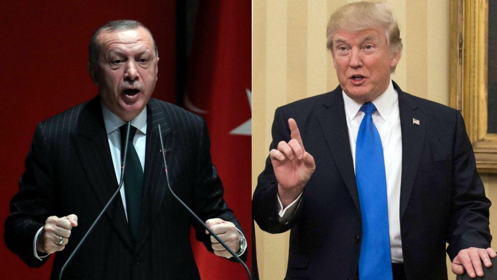 Classement par Trump des Frères musulmans comme organisation terroriste, mise en garde de la Turquie
