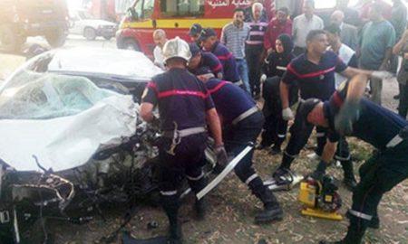 Tunisie: Hausse des accidents début de Ramadan avec 2 morts et 11 blessés pour la première journée