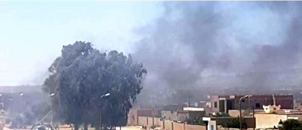 Tunisie – Menzel Bouzaïene: Affrontements entre la police et des sit-inneurs pour permettre le passage du train de Phosphate