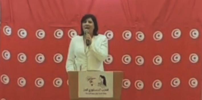 Tunisie – Moussi dévoile les sources de financement de son parti et dément toute intention d'alliance avant les élections