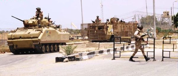 Egypte : Quatre morts dans une attaque armée contre l'aéroport d'Al Aârich