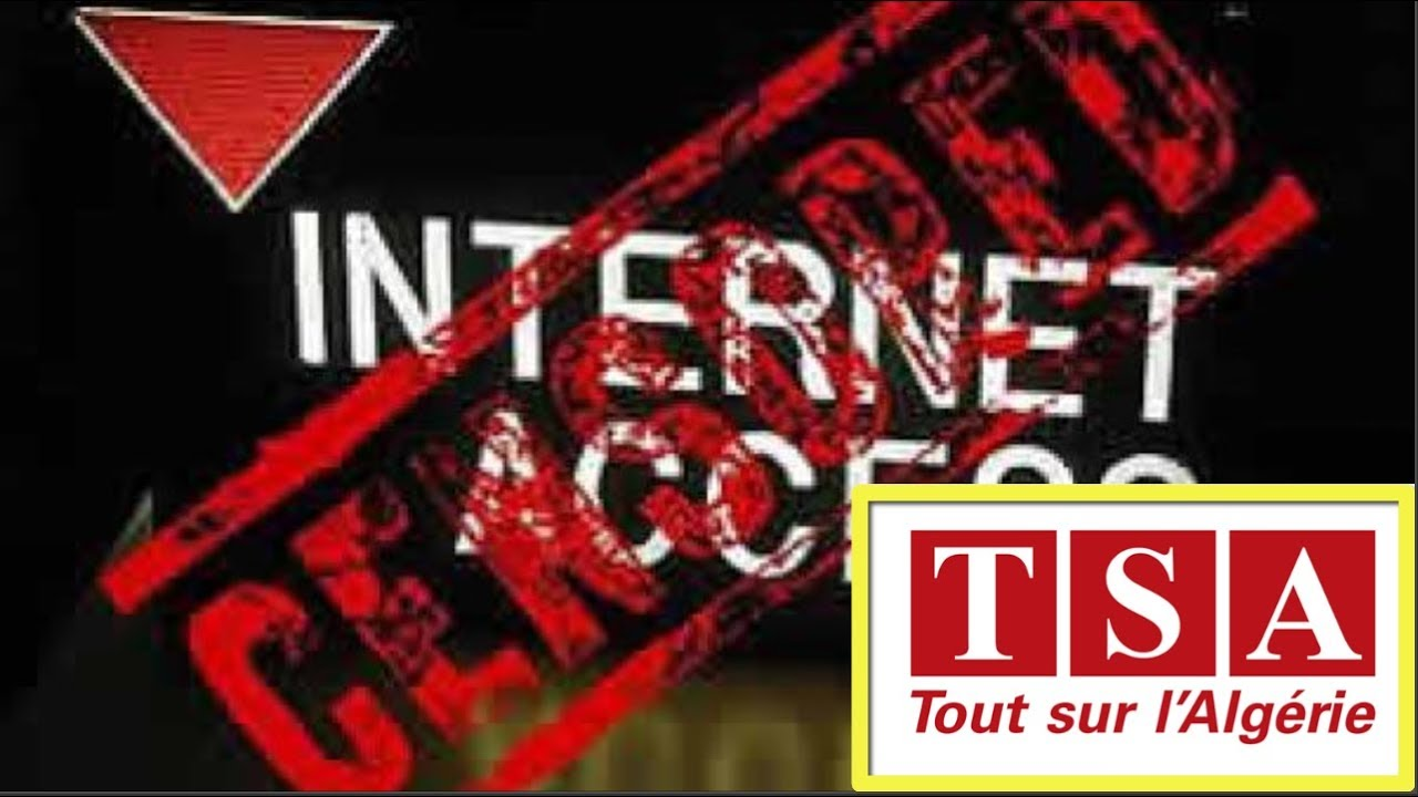 Algérie: Le site d'information TSA bloqué, dénonciation du retour des anciennes pratiques