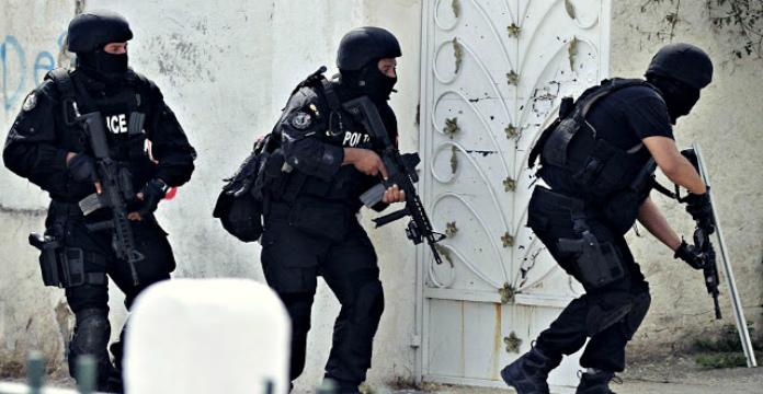 Tunisie – Descente au domicile du kamikaze de la Rue Charles de Gaulle à Tunis