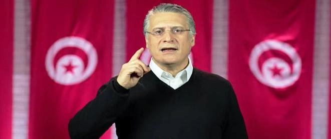 Tunisie – AUDIO: Première réaction de Nabil Karoui à la loi l'excluant des élections