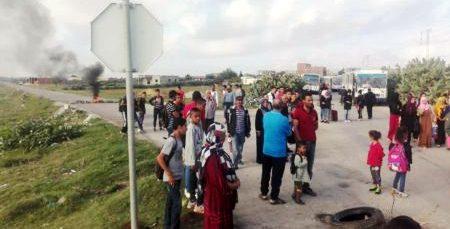 Tunisie – Metlaoui: Des protestataires bloquent le traitement du phosphate