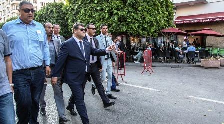 Tunisie- René Trabelsi assimile la Tunisie à un bon boxeur qui encaisse mais qui reste toujours debout !