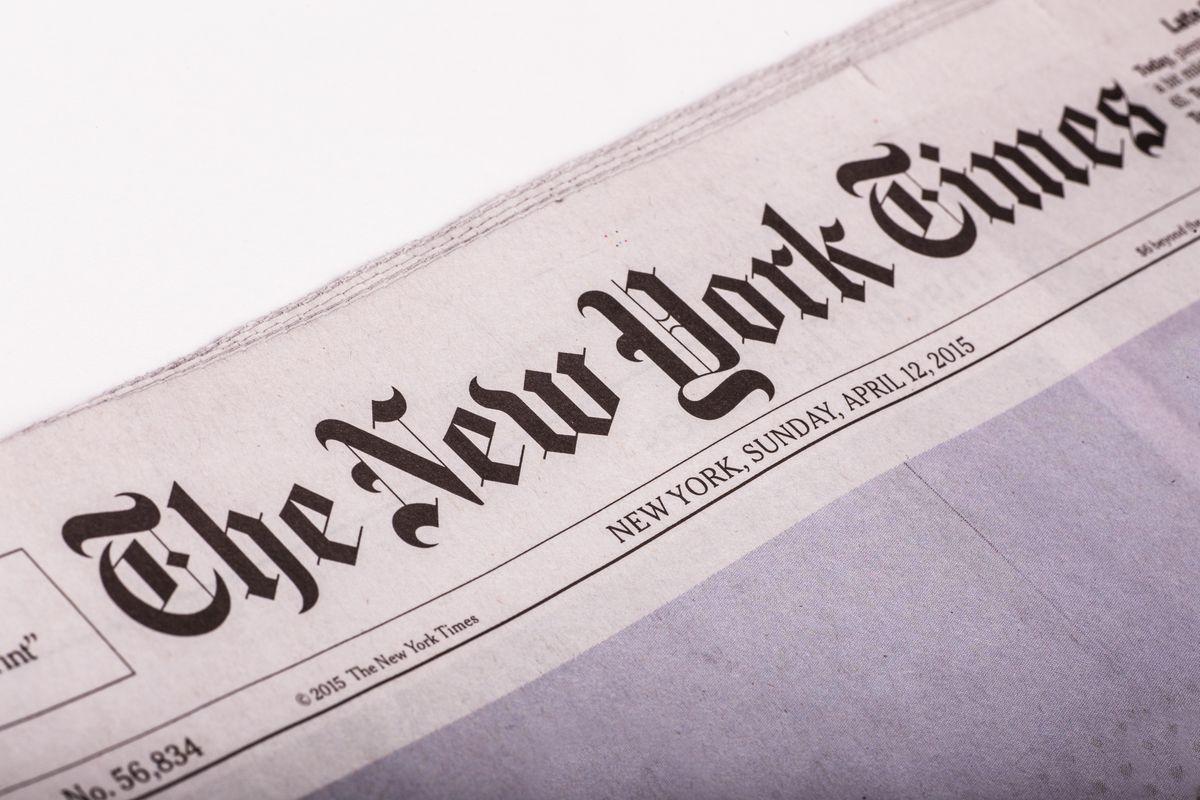 Après une vive polémique, le New York Times renonce aux dessins politiques