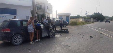 Tunisie – Hammamet: Collision entre une voiture et un train: Pas de victimes