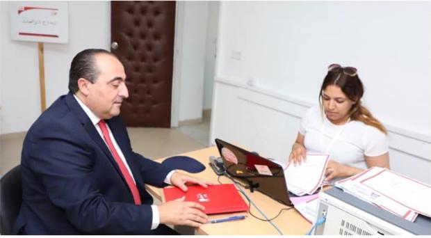 Tunisie- Hichem Ben Ahmed, tête de liste de Tahya Tounes à Tunis 2