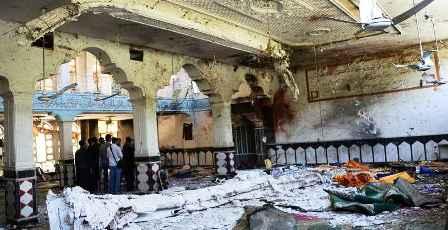 Afghanistan: Une bombe dans une mosquée fait deux morts et une vingtaine de blessés