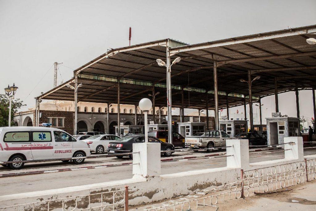 Tunisie: Reprise de la circulation au poste frontalier de Ras Jedir commun avec la Libye