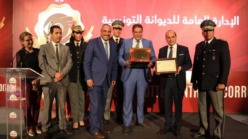 Tunisie: La Douane récompensée du 1er prix de l'Instance de lutte anticorruption