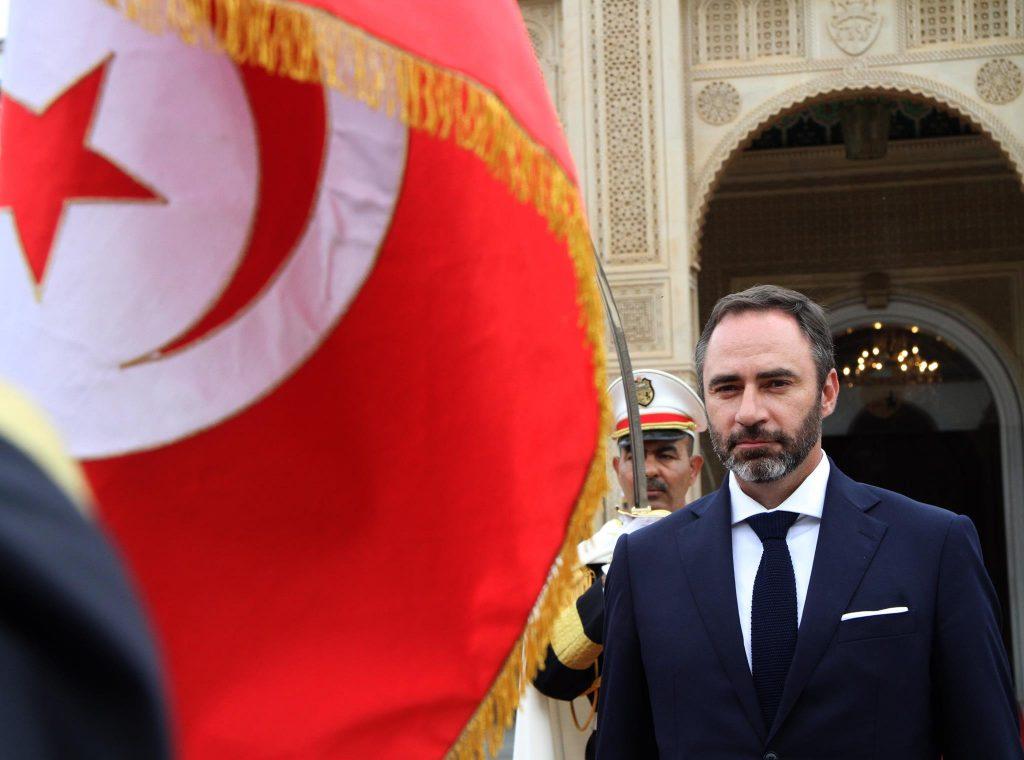 Tunisie: Patrice Bergamini convoqué par le ministère des Affaires étrangères