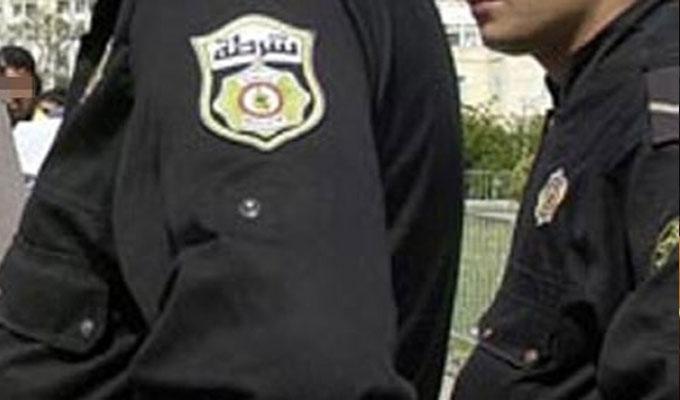 Tunisie: Agression d'un agent de la police par un délinquant à Bouhajla