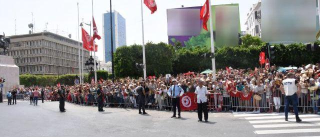 Tunisie – Lettre de remerciement du ministre de l'Intérieur