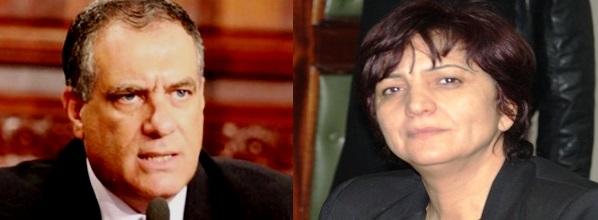 Tunisie – Courant démocratique: Ghazi Chaouachi et Samia Abbou têtes des listes de Tunis 1 et Ben Arous
