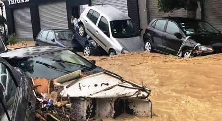 Tunisie – 140 millions de DT pour les programmes de protection des villes des inondations