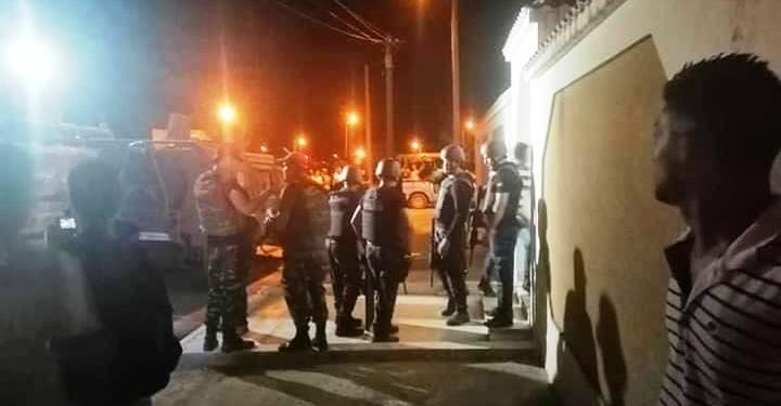 Tunisie : VIDEO: Arrestation de deux terroristes qui préparaient un attentat suicide à Kasserine?