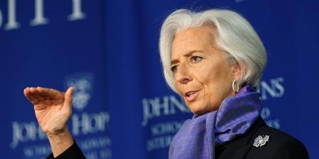 Christine Lagarde quitte le FMI pour prendre la tête de la Banque Centrale Européenne