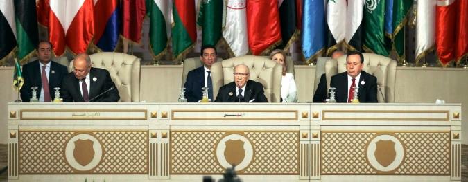 Tunisie –Décès de BCE: Vibrant hommage du SG de la ligue des Etats arabes
