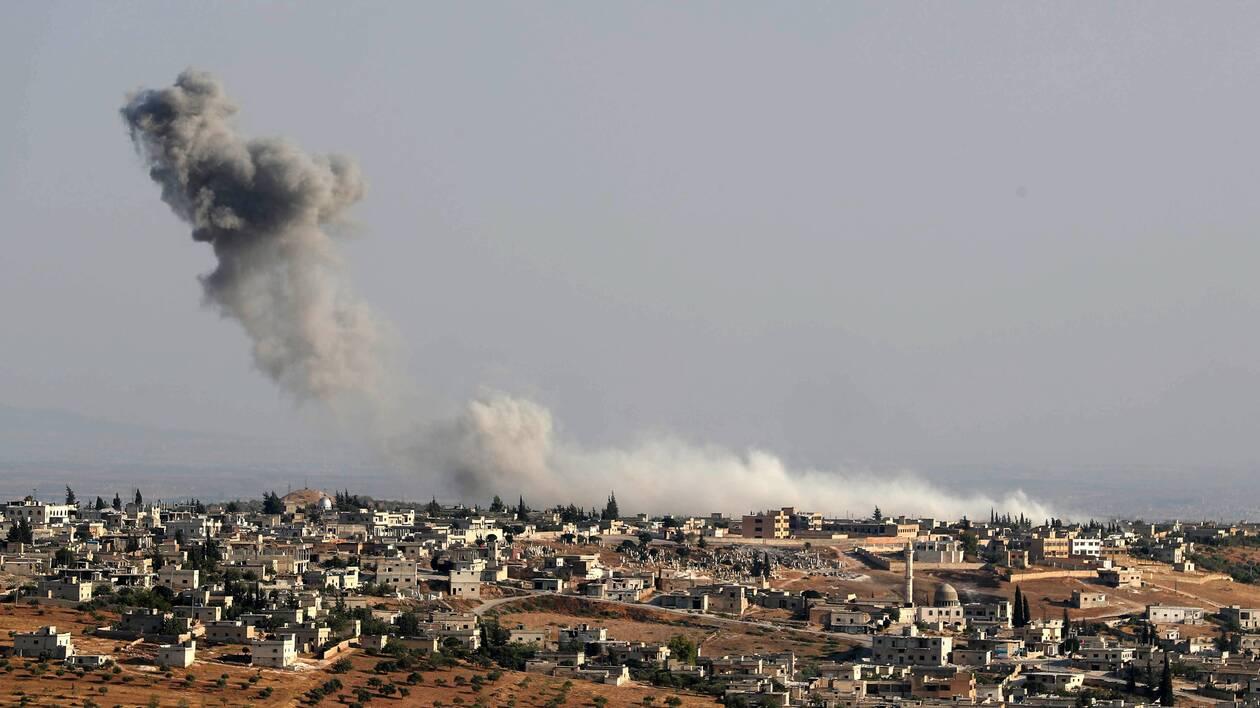 Syrie: Les forces du régime entrent dans une ville clé du nord-ouest du pays