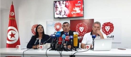 Tunisie – Le parti «Au cœur de la Tunisie» accuse Chahed et lave de tout soupçon la justice et la police