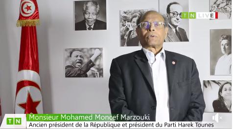 Tunisie- Moncef Marzouki entame sa campagne électorale à Sfax