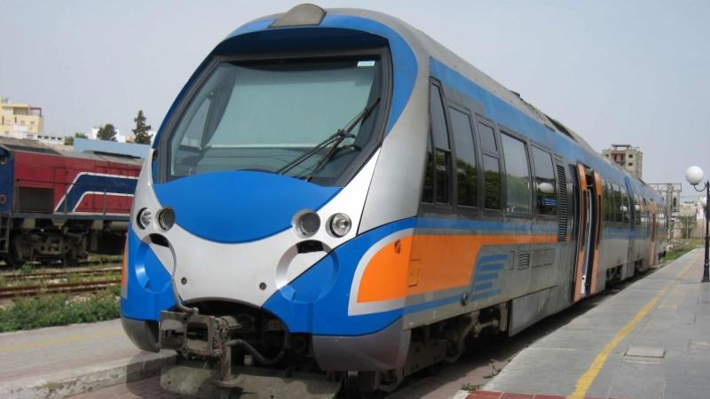 Tunisie: Des voyageurs du train Tunis-Sousse protestent contre les retards