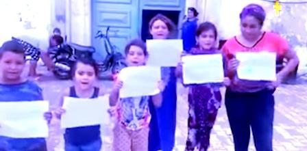 Tunisie – VIDEO: Le parquet ouvre une enquête pour l'implication d'enfants dans la campagne de Nabil Karoui