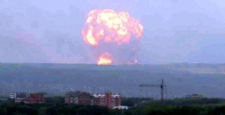Russie: Une explosion de missile dans une base russe a entraîné un «accident» radioactif