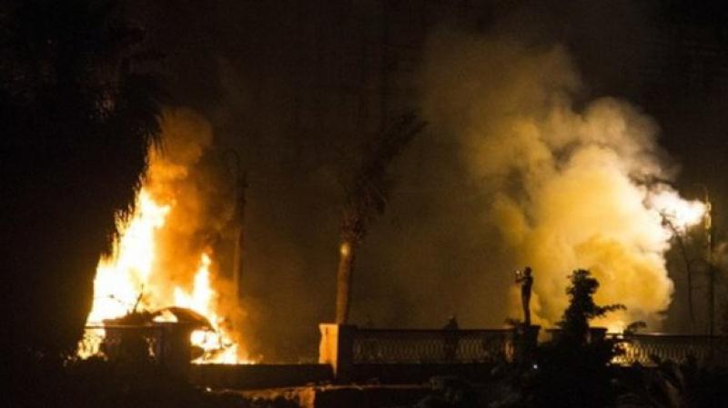 Une collision tue 19 personnes — Égypte