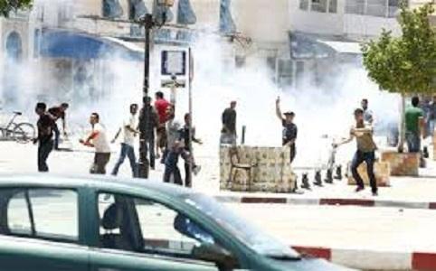 Tunisie: Des blessés dans des heurts entre sécuritaires et citoyens à Grombalia