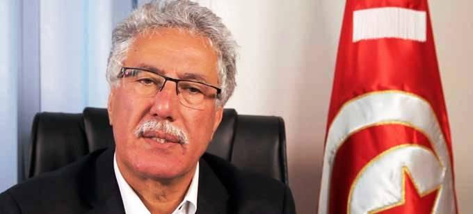 Tunisie- Hamma Hammami dépose son dossier de candidature à la présidentielle