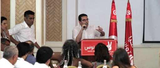 Tunisie – Tahya Tounes forme ses cadres en matière de techniques de campagne