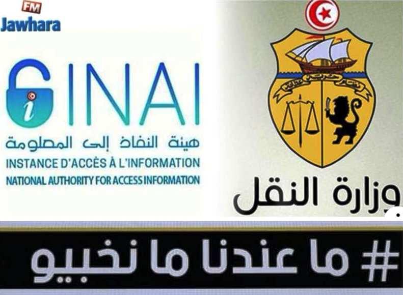 Tunisie – Ministère des transports: «On n'a rien à cacher»!